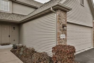 4311 Pepper Drive UNIT 2, Rockford, IL 61114 - MLS#: 10142668