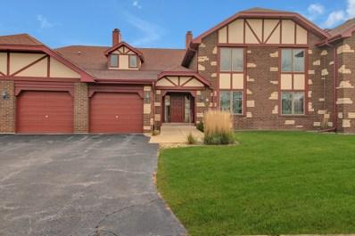 201 Lake Drive UNIT 2A, Olympia Fields, IL 60461 - MLS#: 10142700