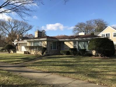418 S I Oka Avenue, Mount Prospect, IL 60056 - #: 10142733