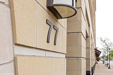 77 S Evergreen Avenue UNIT 708, Arlington Heights, IL 60005 - #: 10142734