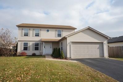 1800 Mandan Village Drive, Plainfield, IL 60586 - MLS#: 10142745