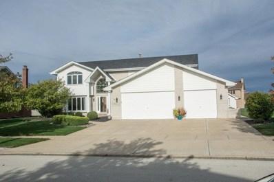 19642 Heritage Drive, Tinley Park, IL 60487 - MLS#: 10142847