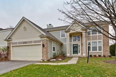 246 Lenox Lane, Mundelein, IL 60060 - MLS#: 10142879