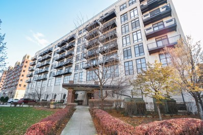 1525 S Sangamon Street UNIT 805-P, Chicago, IL 60608 - MLS#: 10142981