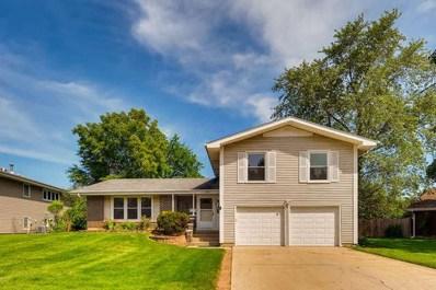 1460 Caldwell Lane, Hoffman Estates, IL 60169 - #: 10143003