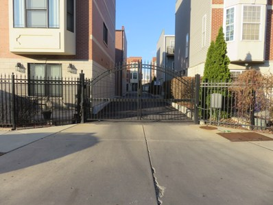 2320 W Adams Street UNIT 26, Chicago, IL 60612 - MLS#: 10143036