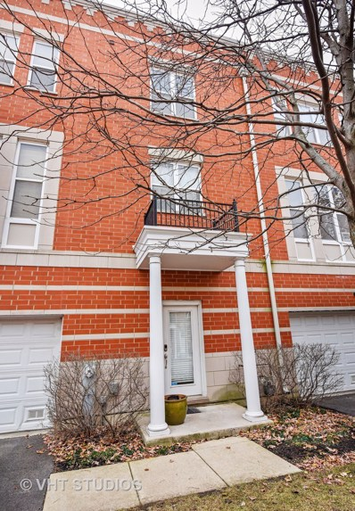 2721 W Byron Street, Chicago, IL 60618 - MLS#: 10143115