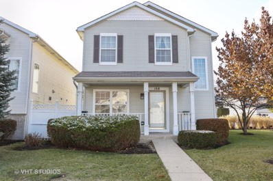 168 Mountain Laurel Court, Romeoville, IL 60446 - #: 10143196