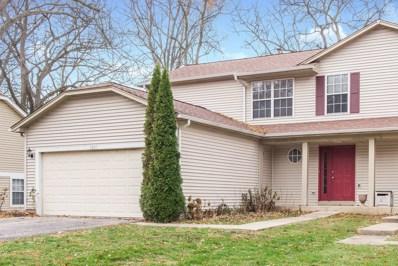 1201 Oak Ridge Drive, Streamwood, IL 60107 - MLS#: 10143244