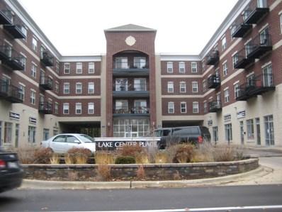 10 N Lake Street UNIT 318, Grayslake, IL 60030 - MLS#: 10143271
