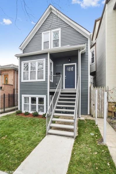 2020 N Hamlin Avenue, Chicago, IL 60647 - MLS#: 10143454