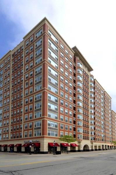 77 S Evergreen Avenue UNIT 503, Arlington Heights, IL 60005 - #: 10143592