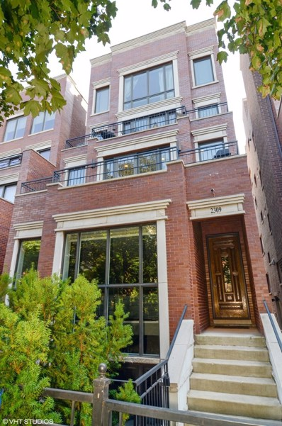 2309 W Wabansia Avenue UNIT 2, Chicago, IL 60647 - #: 10143664