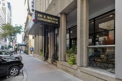 100 E Walton Street UNIT 17C, Chicago, IL 60611 - #: 10143692