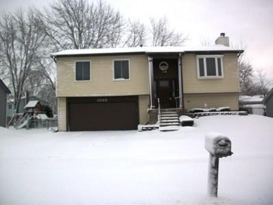 1065 Ridgewood Drive, Bolingbrook, IL 60440 - #: 10143735