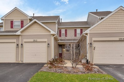 2912 White Thorn Circle UNIT 2912, Naperville, IL 60564 - #: 10143759