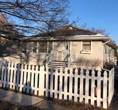 705 S Oak Street, West Chicago, IL 60185 - MLS#: 10143767