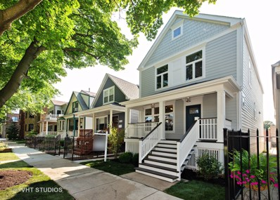 4028 N Maplewood Avenue, Chicago, IL 60618 - #: 10143860