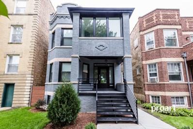 4206 N Sawyer Avenue, Chicago, IL 60618 - #: 10144003