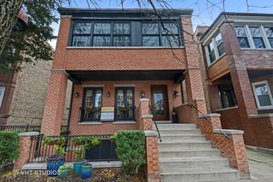 1641 W Winona Street UNIT A, Chicago, IL 60640 - #: 10144058