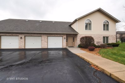 2651 Crescenzo Drive UNIT 3, Joliet, IL 60436 - MLS#: 10144087