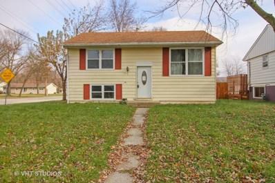296 N Jackson Avenue, Bradley, IL 60915 - MLS#: 10144102