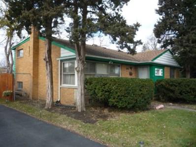 8816 Olcott Avenue, Morton Grove, IL 60053 - #: 10144116