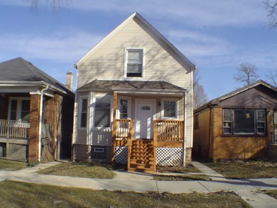544 E 92ND Street, Chicago, IL 60619 - #: 10144135