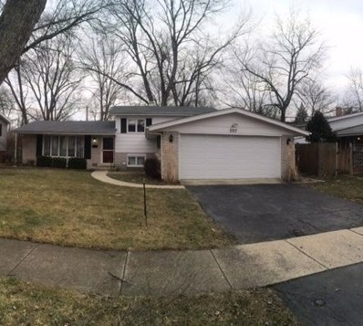 2317 W Clyde Terrace, Homewood, IL 60430 - #: 10144216