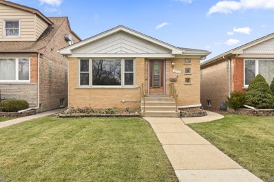 4552 N Oak Park Avenue, Harwood Heights, IL 60706 - MLS#: 10144265