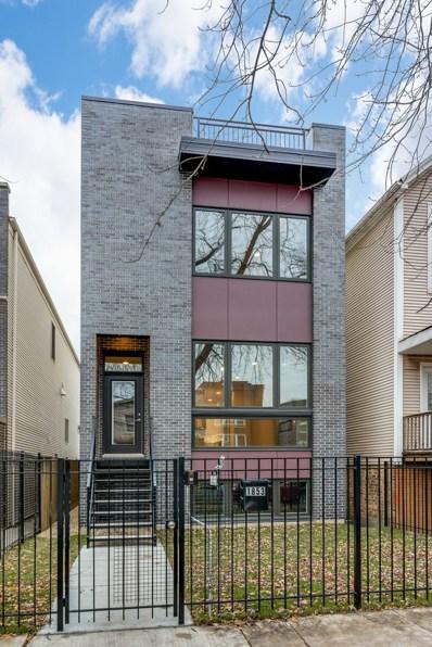 1853 N Fairfield Avenue, Chicago, IL 60647 - MLS#: 10144272