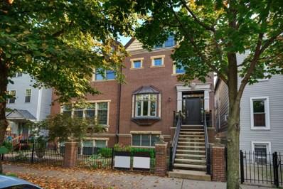 1345 W Wolfram Street, Chicago, IL 60657 - #: 10144305