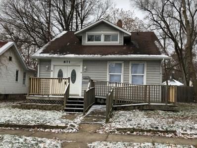 871 S Osborn Avenue, Kankakee, IL 60901 - #: 10144419