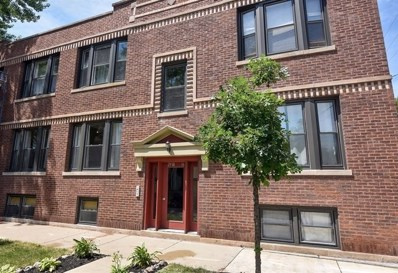 2918 W Berteau Avenue UNIT 1, Chicago, IL 60618 - MLS#: 10144430