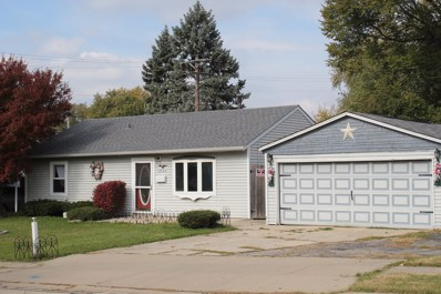 1729 Hosmer Lane, Crest Hill, IL 60403 - MLS#: 10144454