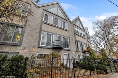 1870 N Oakley Avenue, Chicago, IL 60647 - #: 10144476