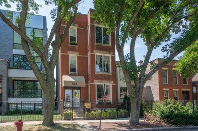 524 N Oakley Boulevard UNIT 1, Chicago, IL 60612 - #: 10144511