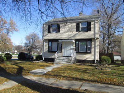 14745 Evers Street, Dolton, IL 60419 - MLS#: 10144528