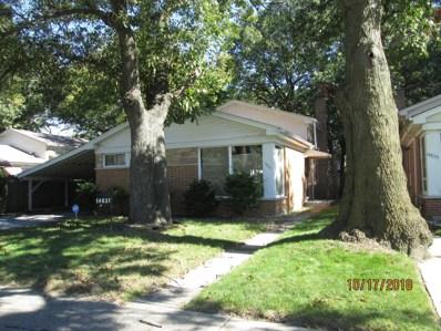 14831 Dobson Avenue, Dolton, IL 60419 - MLS#: 10144532