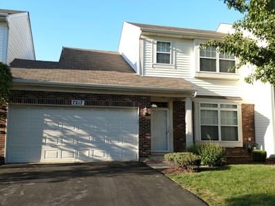 7217 Bradley Drive, Plainfield, IL 60586 - #: 10144580