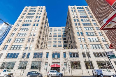728 W Jackson Boulevard UNIT 410, Chicago, IL 60661 - MLS#: 10144678
