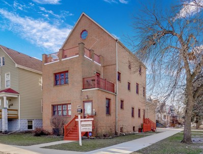 4956 N Lockwood Avenue UNIT 1, Chicago, IL 60630 - #: 10144889