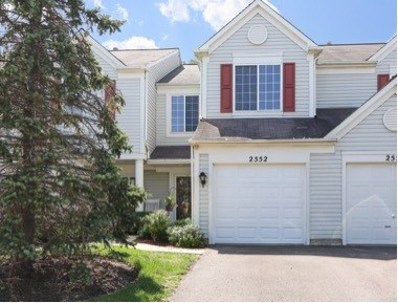 2552 Carrolwood Road, Naperville, IL 60540 - #: 10145006