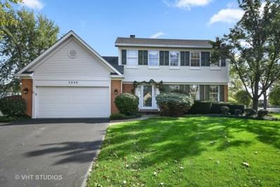 1345 Paddock Place, Bartlett, IL 60103 - #: 10145048