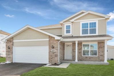 412 Tramore Avenue, Beecher, IL 60401 - MLS#: 10145064