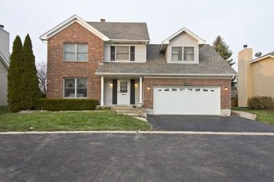 284 Windsor Drive, Bartlett, IL 60103 - #: 10145139