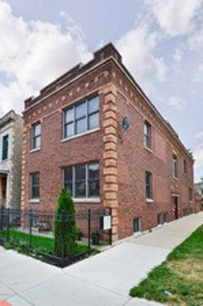 2753 N Campbell Avenue UNIT 1, Chicago, IL 60647 - MLS#: 10145149