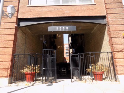 1500 W Monroe Street UNIT 206, Chicago, IL 60607 - #: 10145227