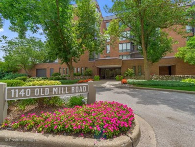 1140 Old Mill Road UNIT 306F, Hinsdale, IL 60521 - #: 10145322