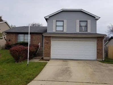 3 Oak Meadow Court, Streamwood, IL 60107 - #: 10145577